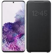 Samsung Galaxy S20 128GB Grijs 5G + Samsung LED View Cover Zwart