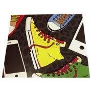 1x25 Daiber Sneaker/Ipod 13x18 Kids Portrait folders 13319