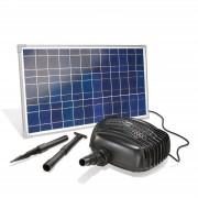 Solar basin pump system Garda