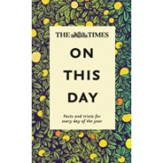 Times On This Day - Facts and Trivia for Every Day of the Year (Owen James)(Cartonat) (9780008313623)