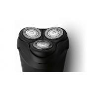 Aparat de ras Philips S1110/04, CloseCut, Pop-up trimmer, LED, Negru