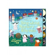 Sing-along Nursery Rhymes with delightful CD