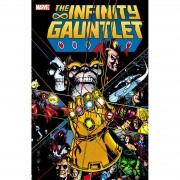 Turnaround Comics Infinity Gauntlet Beeldroman door Jim Starlin (Paperback)