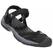 KEEN Sandale pentru femei Waterfront Women Bali Strap Black/Steel Grey 40