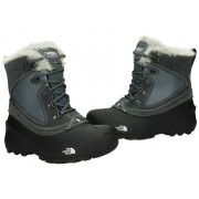 The North Face Youth Shellista Extreme Zinc T92T5VLC2 Szary