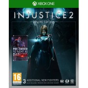 Warner Bros Injustice 2: Deluxe Edition
