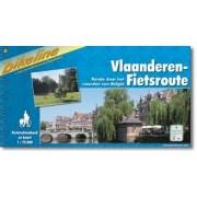 Fietsgids Bikeline Vlaanderen Fietsroute | Esterbauer