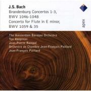 J.S. Bach - Brandenburg Concertos1-3 (0825646136322) (1 CD)
