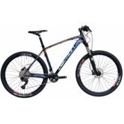 Bicicleta Mtb Devron Riddle R7.7 M 457Mm Race Black 27.5 Inch