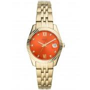 レディース FOSSIL SCARLETTE MINI 腕時計 オレンジ