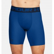 Under Armour Men's HeatGear® Armour Mid Compression Shorts Blue MD