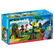 Playmobil ® Family Fun Nachtdropping met UV-lamp 6891
