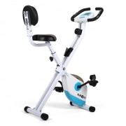 X-Bike 700 Hometrainer ergometer hartslagmeter opvouwbaar100 kg