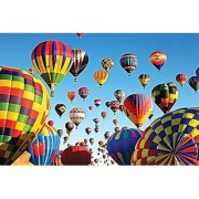 Balloons Galore 1000 Piece Puzzle - Balloon Mass Ascension 2007
