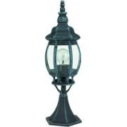 Kültéri kicsi álló lámpa 1x100W E27 mag:60cm fekete/zöld OutdoorClassic 4173 Eglo