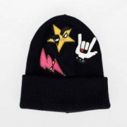 Dsquared2 Cappello Beanie Punk In Lana Autunno-Inverno Art. 74451