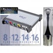 pico PicoScope® 5244B USB osciloskop, 2-kanalni osciloskop za računalo, USB-Scope širina pojasa 200 MHz