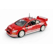 PEUGEOT 307 WRC - nº7 Rally Monte Carlo 2005 - M. Gronholm / T. Rautiainen