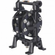 ARO Air-Operated Double Diaphragm Fuel Transfer Pump - 1/2 Inch Ports, 12 GPM, Aluminum/Viton, Model 670042, Port