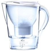 BRITA Marella Cool Memo vízszűrő kancsó, fehér