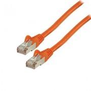 Valueline FTP CAT6 oranje 1m
