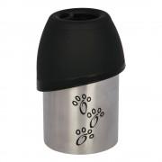 750ml Trixie garrafa em aço inoxidável com bebedouro
