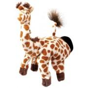 Hape Hand Glove Puppet Giraffe, Multi Color