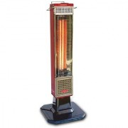 Clearline 1500 Heat Pillar Ovh 1500 Room Heater Red