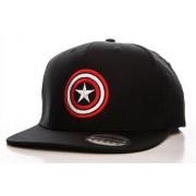 Captain America Shield Snapback Cap, Adjustable Snapback Cap