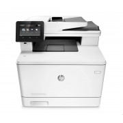 HP Color LaserJet Pro MFP M477fdw - Impressora multi-funções - a cores - laser - Legal (216 x 356 mm) (original) - A4/Legal (me