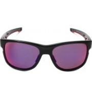 Oakley CROSSRANGE R Sports Sunglass(Red)