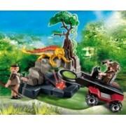 Playmobil Chasseurs de trésor - Le détecteur de métaux