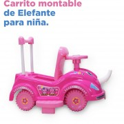 CARRITO MONTABLE DE ELEFANTE MY-5528P