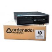HP 6300 Pro Intel Core i5 3470 3.2 GHz. · 8 Gb. DDR3 RAM · 500 Gb. SATA · DVD · COA Windows 7 Professional actualizado a Windows