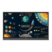 "Benq Rp7501k 75"" Education Interactive Flat Panel Display"