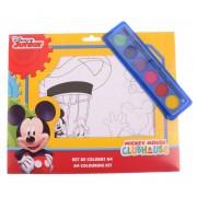 Kit de colorat Mickey Mouse