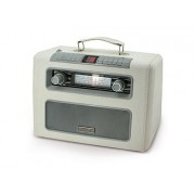 Soundmaster RCD1500 Retro Radio + CD-Player | Stereoanlage