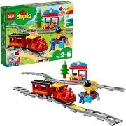 LEGO DUPLO 10874 Gőzmozdony