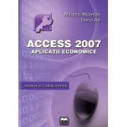 Acces 2007. Aplicaţii economice