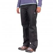 Pantalón Mujer Tenuis Impermeable 2,5 Capas Negro Lippi