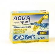Pasquali Earplug Scudo Aquasport Ad 2pz