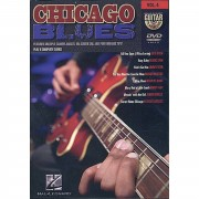 Hal Leonard - Chicago Blues Guitar Play Along DVD