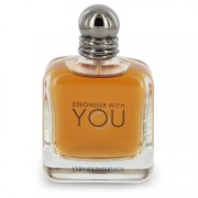 Emporio Armani Stronger With You Eau De Toilette Spray (Tester) 3.4 oz / 100.55 mL Men's Fragrances 545522