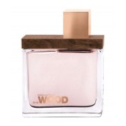 She Wood - Dsquared2 100 ml EDP SPRAY SCONTATO (no tappo)