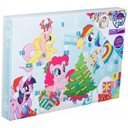 My Little Pony Girls Advent Calendar Puzzle Eraser Stickers Stamps Kids Christmas
