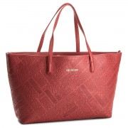 Geantă LOVE MOSCHINO - JC4025PP14LB0500 Rosso