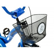 Bicicleta copii Toma Car Speed Blue 16
