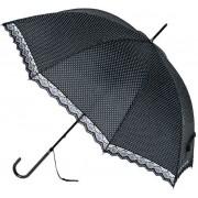 Blooming Brollies Doamnelor umbrelă Class ic Lace Black BCSLBL1
