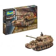 Revell Of Germany Sd.Kfz. 184 Tank Hunter Model And Kits