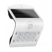 Aplica de exterior-lumina LED de culoare alba cu panou solar si senzor de miscare putere-1 5W Plus 220 lm